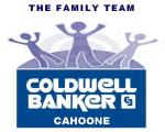 Family Team Logo with cahoone