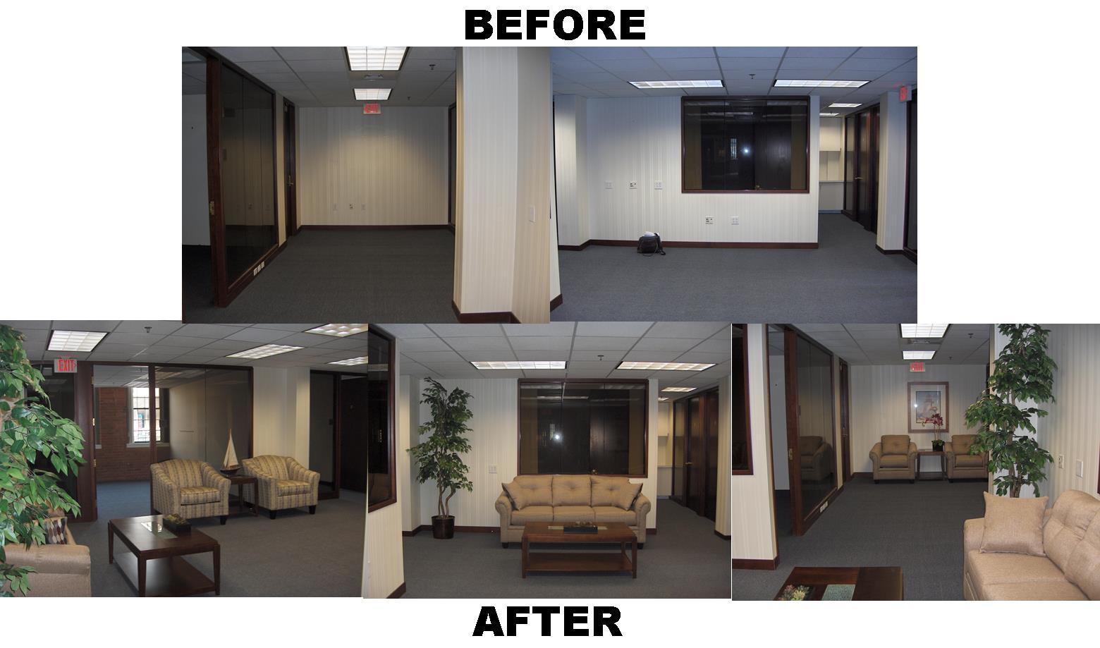 Office make over